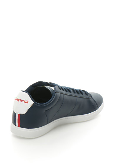 Le Coq Sportif Спортни обувки Courtset от изкуствена кожа с лого Мъже