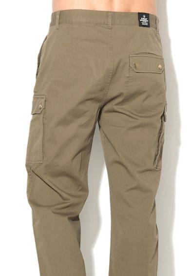 Cheap Monday Pantaloni cargo cu mansete ajustabile Barbati
