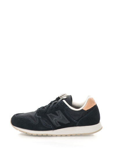 New Balance 520 Nyersbőr Sneakers Cipő Logórátéttel női
