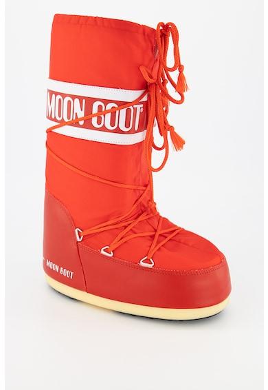 Moon Boot Apres-Ski bakancs logómintával Lány