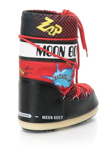Moon Boot Apreschiuri cu imprimeu grafic Baieti