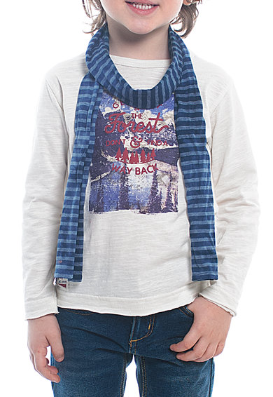 Brums Bluza cu imprimeu grafic Baieti