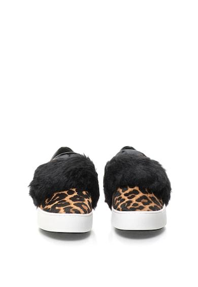 Michael Kors Állatmintás bőr sneakers cipő női