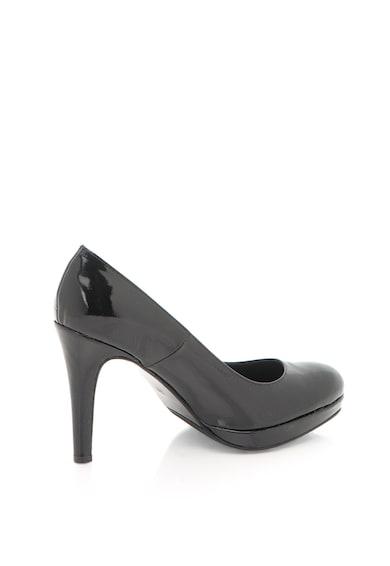 John Galliano Pantofi cu toc inalt de piele lacuita Femei