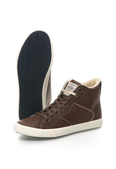 Alcott Magas szárú, műbőr sneakers cipő férfi