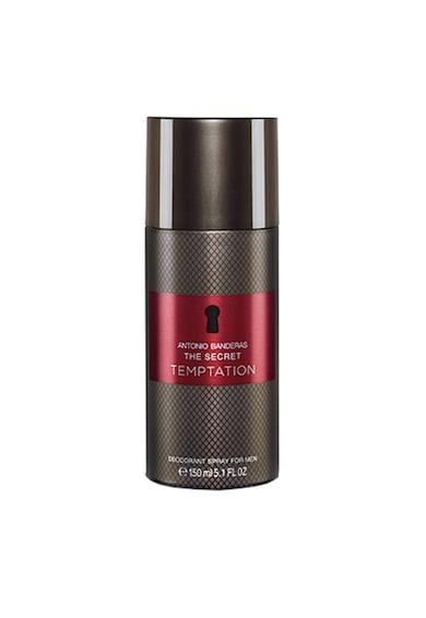 Antonio Banderas Deodorant Spray  The Secret Temptation, Barbati, 150 ml Barbati