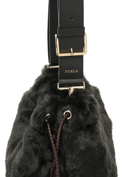 Furla Чанта Caos от еко кожа с отделяща се дръжка Жени