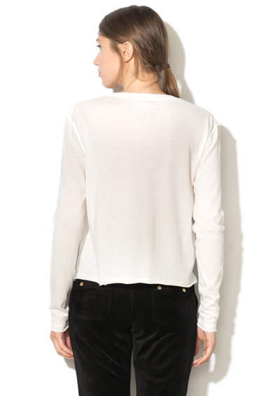 Juicy Couture Bluza cu model grafic Femei