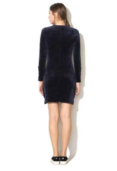 Juicy Couture Rochie cambrata catifelata Femei