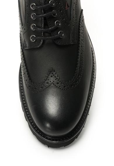 Guess Derby bőrcipő férfi