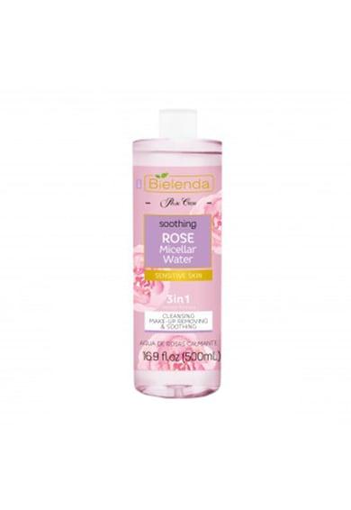 Bielenda Apa micelara  Rose Care, cu extract de trandafiri, 500 ml Femei
