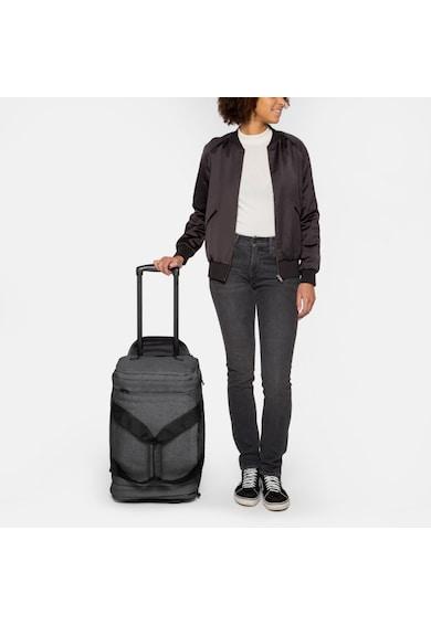 Eastpak Geanta de voiaj  Leatherface gri inchis, S, 55 cm, 38 l Femei