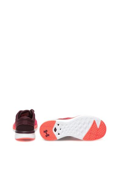 Under Armour Pantofi sport cu aspect in degrade, pentru fitness Threadborne Push Femei