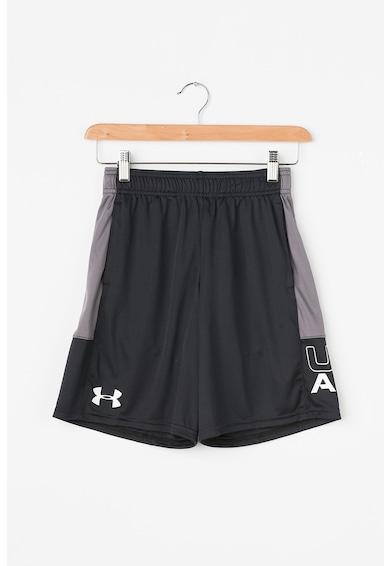 Under Armour Спортен къс панталон със свободна кройка за фитнес Момчета
