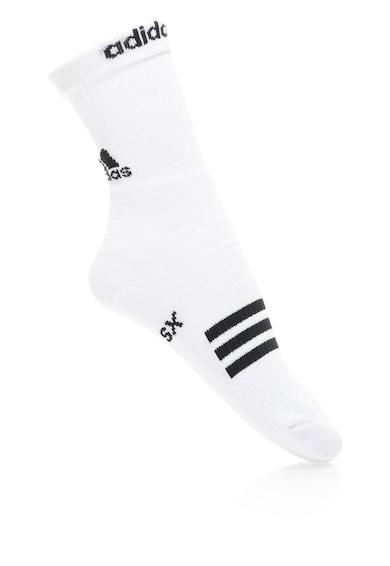 adidas Performance Унисекс чорапи за тенис с бродирано лого Жени