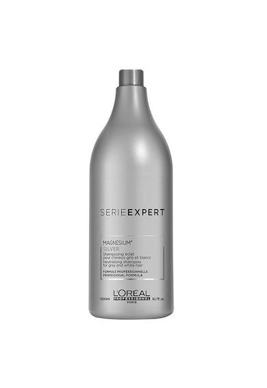 L'Oreal Professionnel Sampon profesional  Serie Expert Silver neutralizator pentru par gri si alb Femei