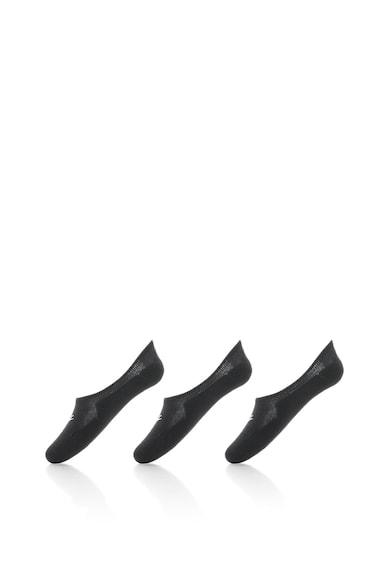 Nike Комплект изрязани спортни чорапи - 3 чифта Жени