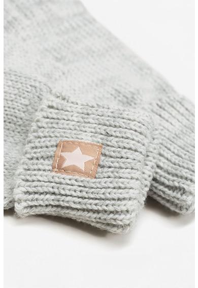 Mango Manusi tricotate cu aplicatie stea Fete