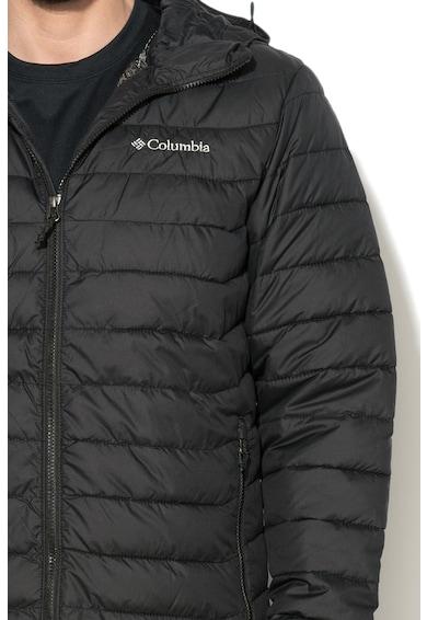 Columbia Спортно зимно яке с регулируема качулка Мъже
