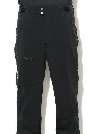 Columbia Зимен спортен панталон Powder Keg с регулируема талия и джобове с цип Мъже