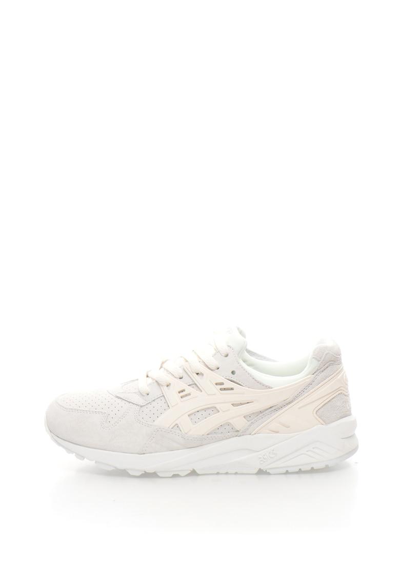 Pantofi sport de piele intoarsa cu detalii perforate GEL-KAYANO - Unisex