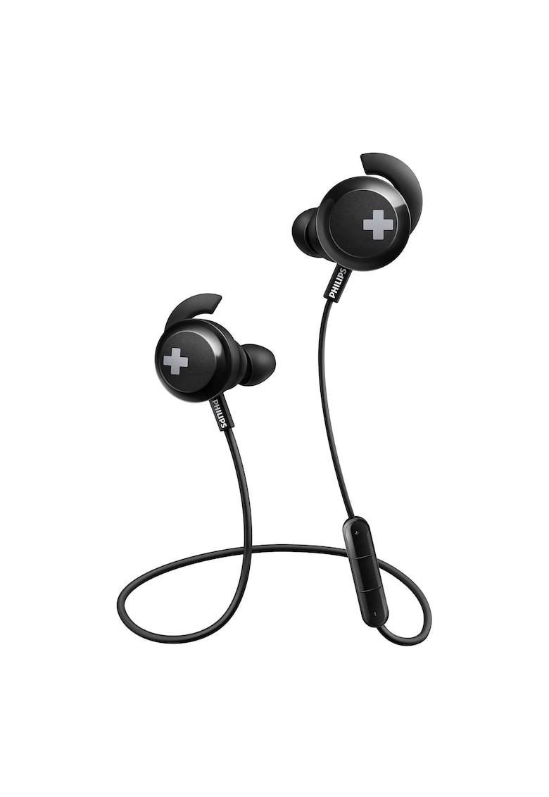 Casti wireless SHB4305BK/00 - Bluetooth - BASS+