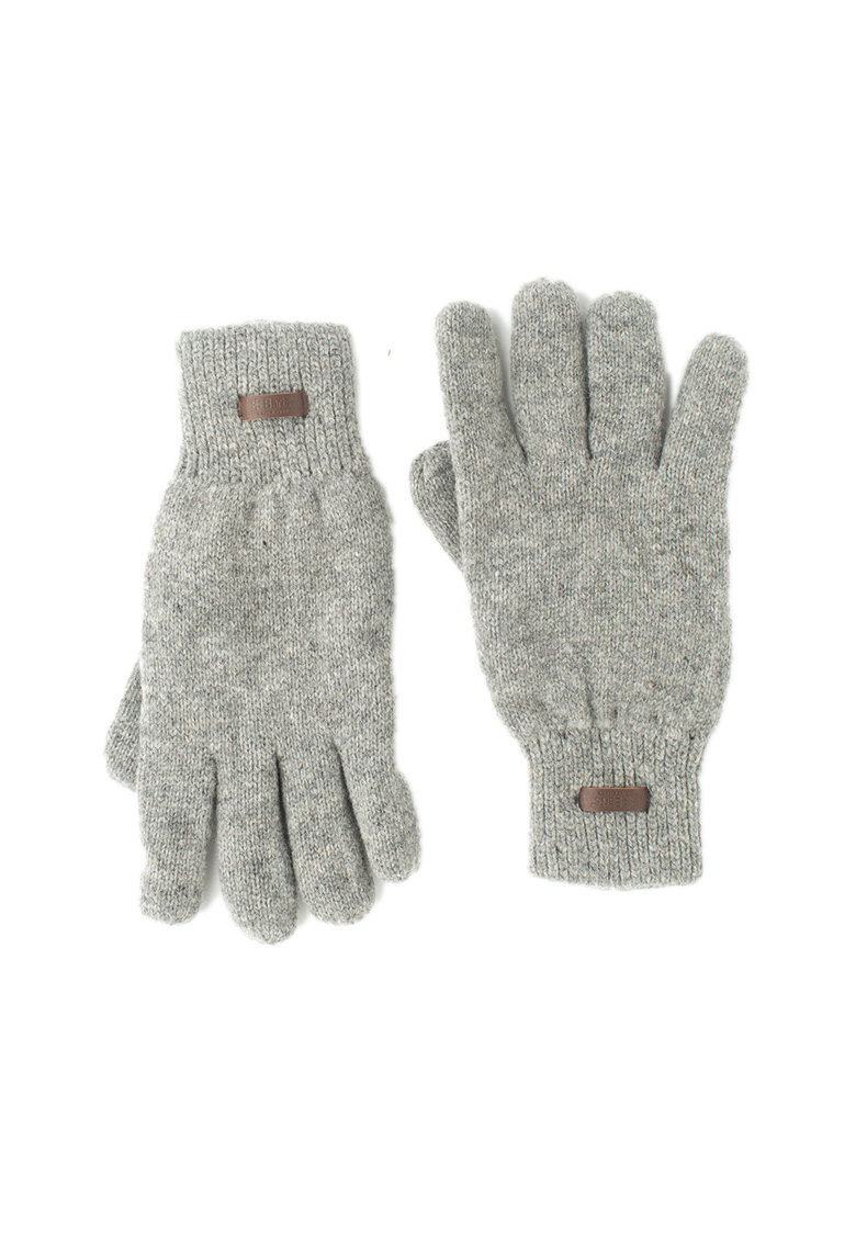 Manusi tricotate din lana cu captuseala de fleece thumbnail