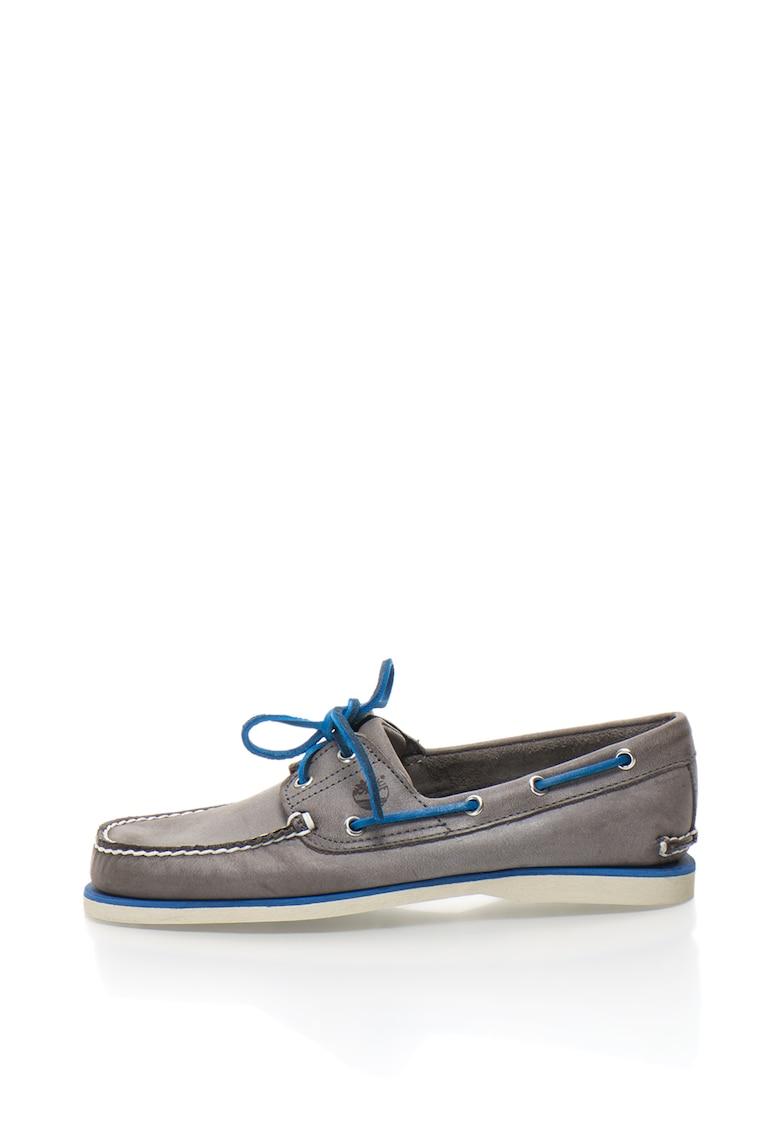 Timberland Pantofi loafer de piele