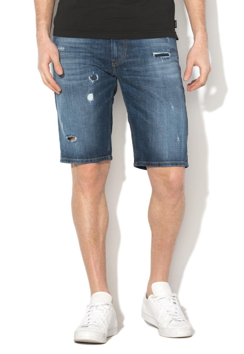 Pantaloni scurti din denim Calzoncini