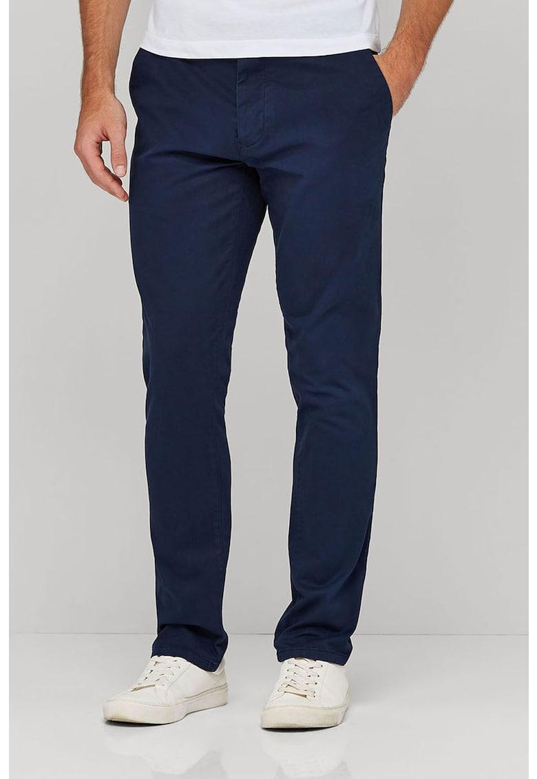 NEXT Pantaloni chino skinny fit cu buzunare