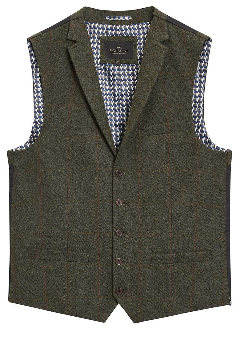 Vesta eleganta din amestec de lana 4