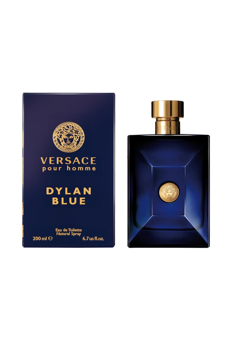 Versace Apa de Toaleta  Dylan Blue - Barbati - 200 ml