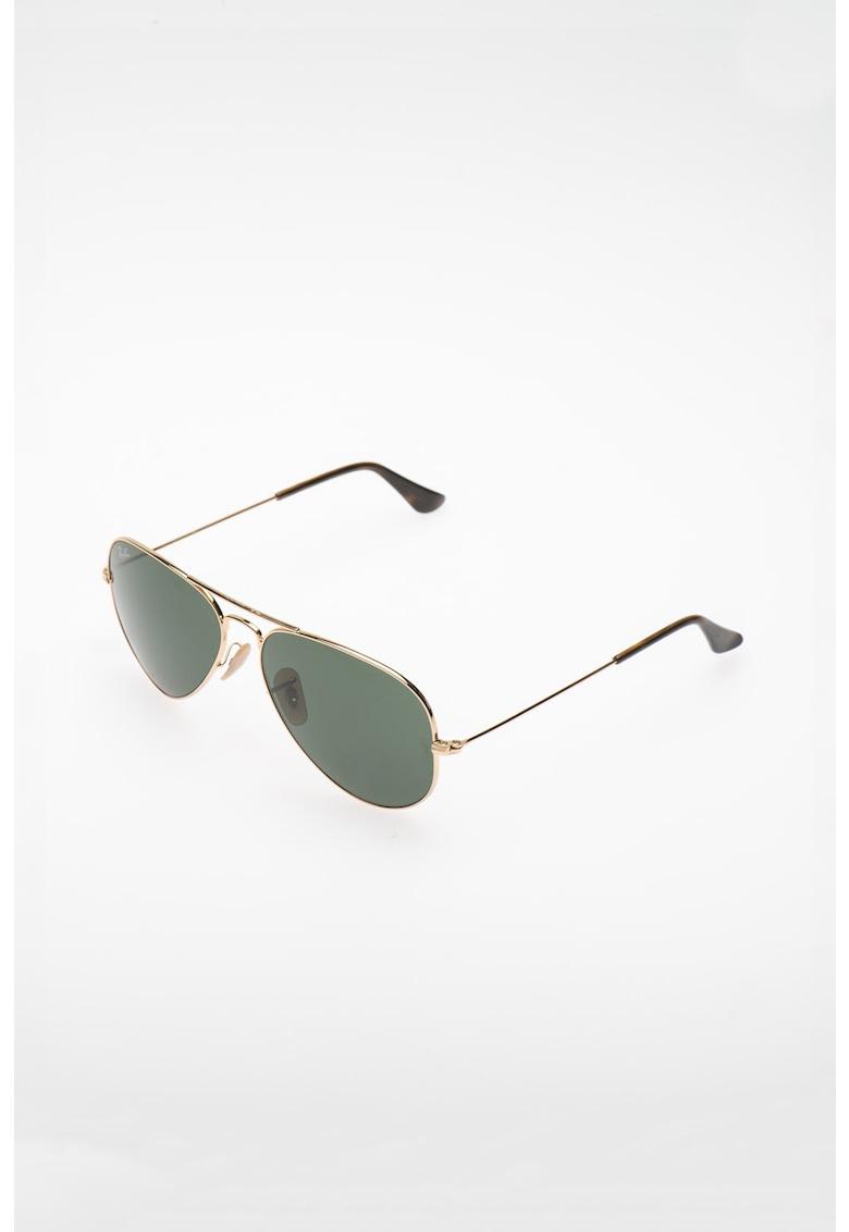 Ochelari de soare aviator imagine fashiondays.ro 2021