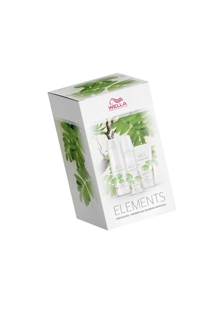 Pachet promo Elements: Balsam par Wella Care Elements Renew - 200 ml + Spray Wella Care Elements Renew Leave In - 150ml + Sampon Wella Care Elements Renew -250 ml thumbnail