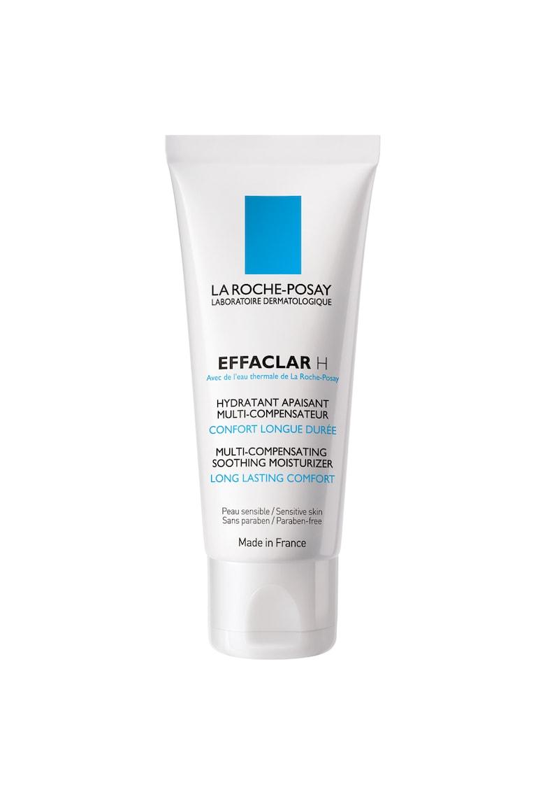 La Roche-Posay Crema hidratanta calmanta  Effaclar H pentru ten gras sensibilizat - 40 ml