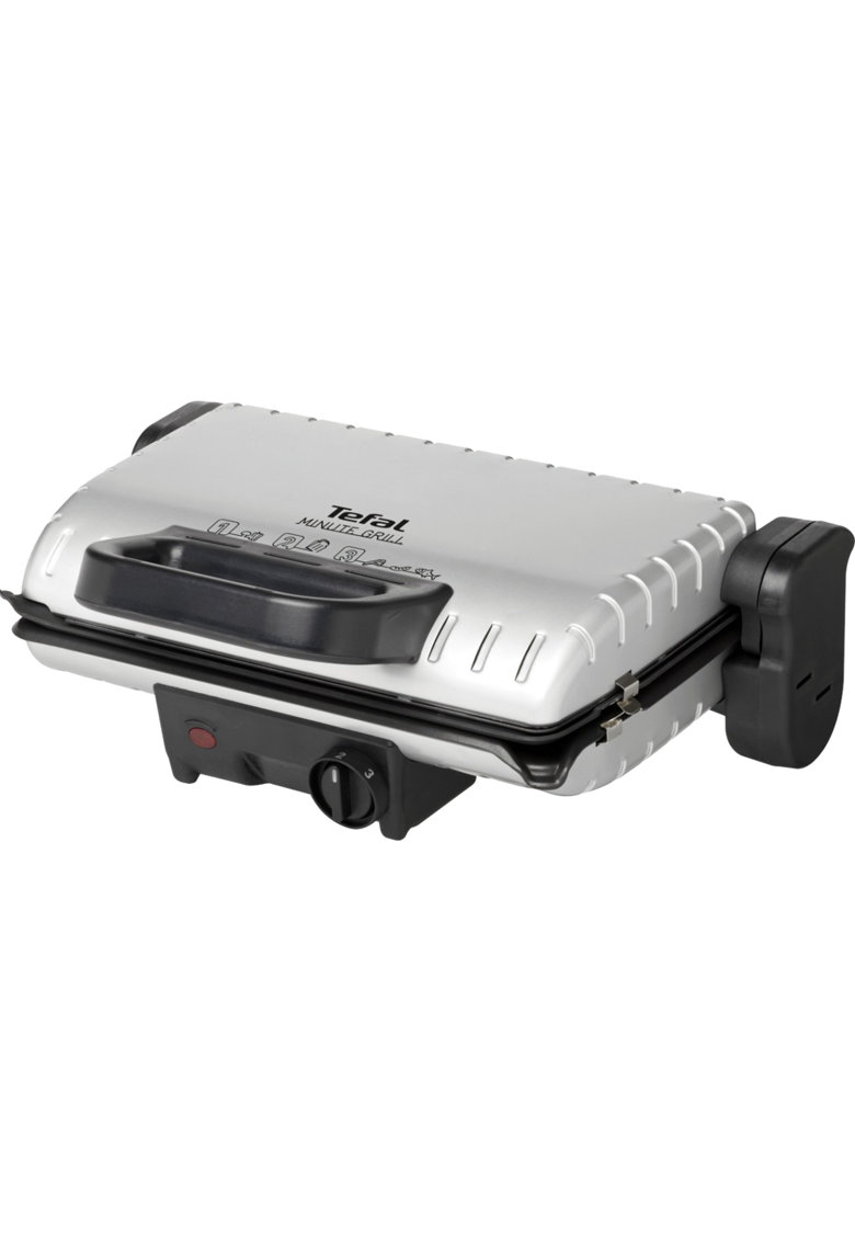 Tefal Gratar electric   - 1600 W - 21 x 33.5 cm - Negru/Gri