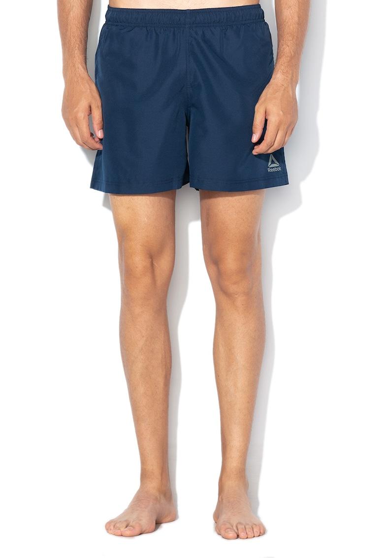 Pantaloni scurti de baie - cu snur pentru ajustare imagine fashiondays.ro