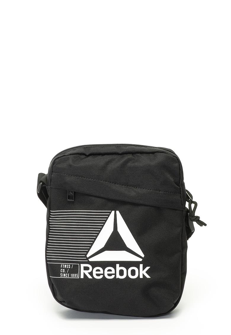 Reebok Sport Geanta crossbody mica – cu logo