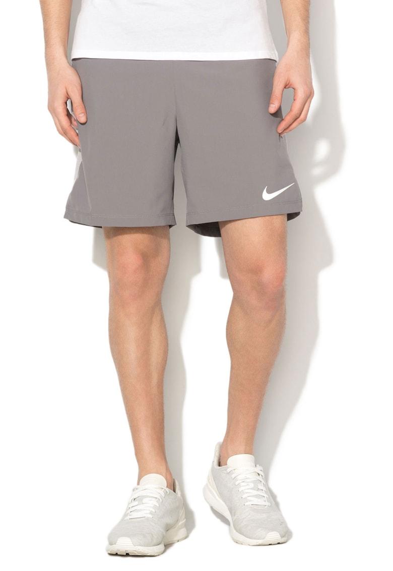 Pantaloni scurti cu snur inserat in talie – pentru alergare de la Nike