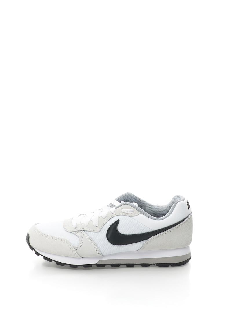 Pantofi sport cu insertii de piele intoarsa MD Runner 2 de la Nike