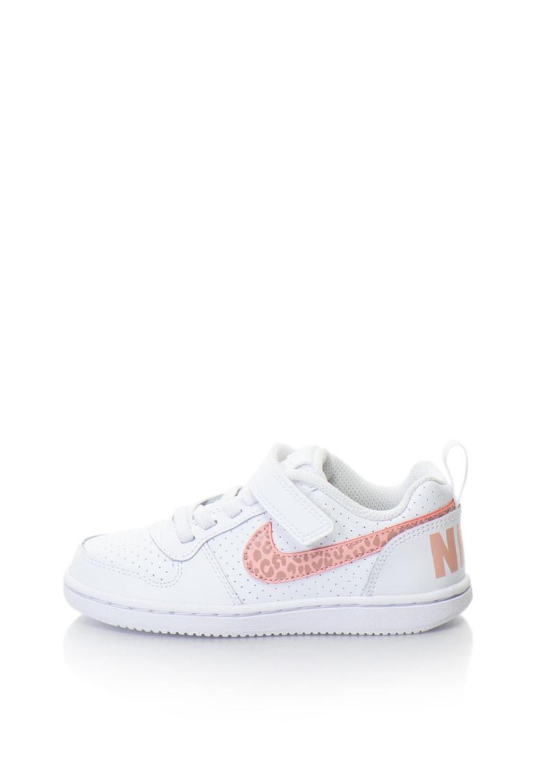 Nike Pantofi sport cu detaliu animal print  Court Borough