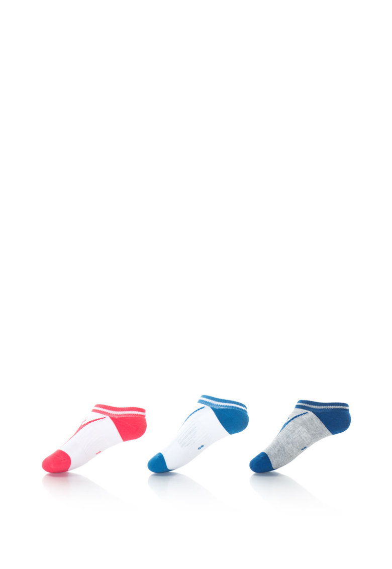 Nike Sosete foarte scurte – 3 perechi
