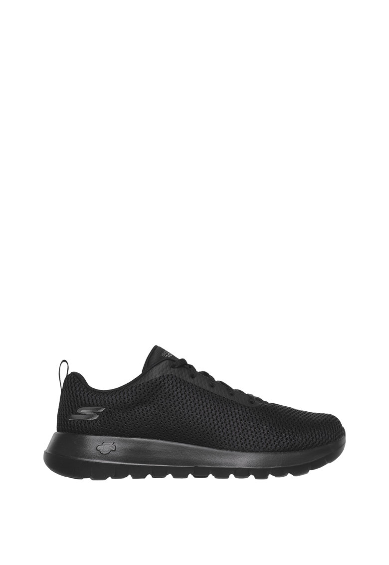 Pantofi sport cu aspect de plasa Go Walk Max imagine