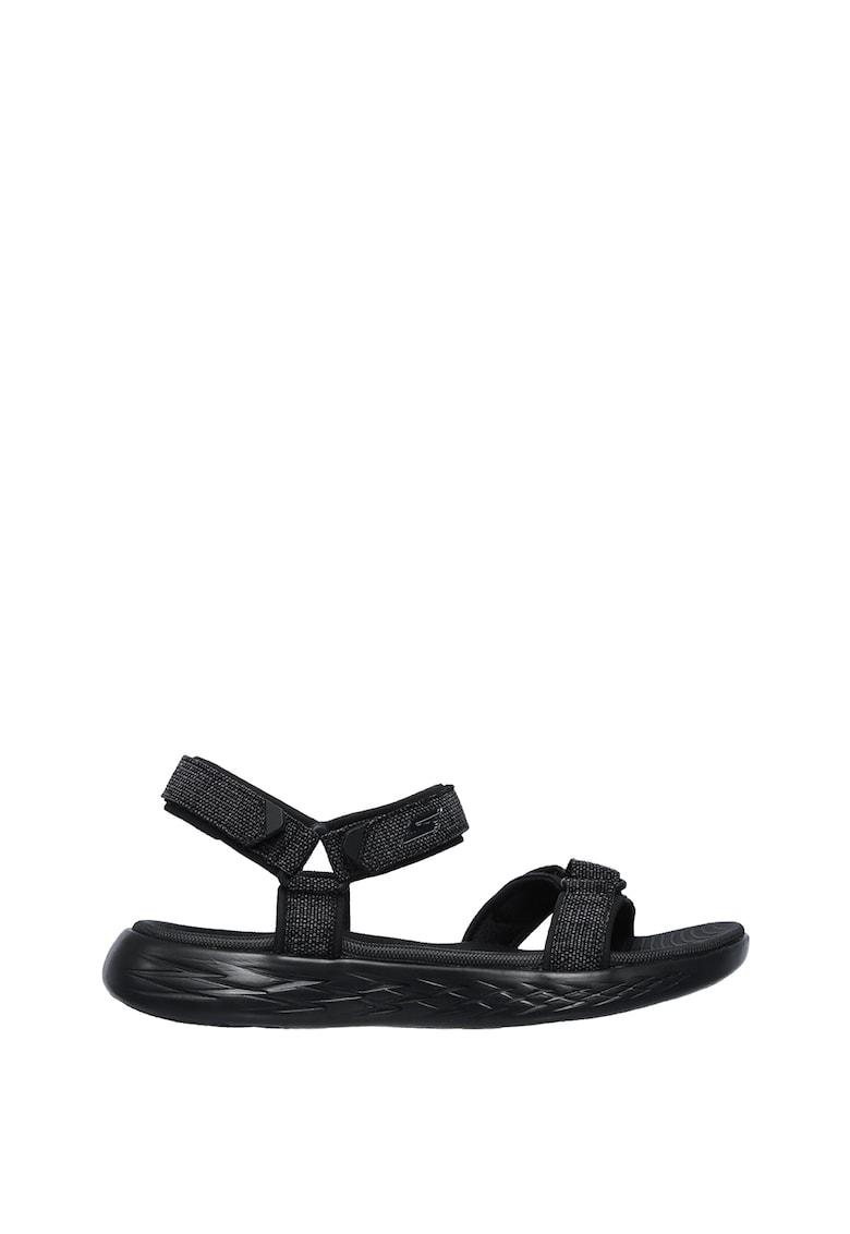 Sandale cu banda velcro On-The-Go 600-Radiant de la Skechers