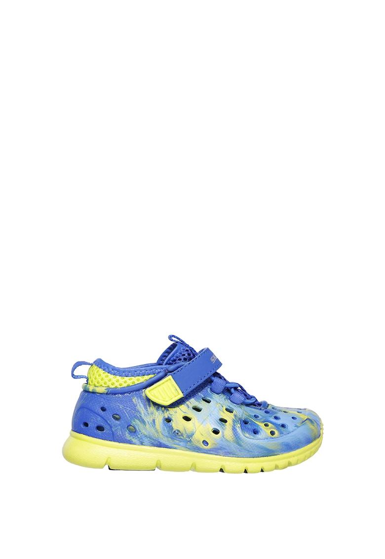 Skechers Pantofi slip-on cu decupaje