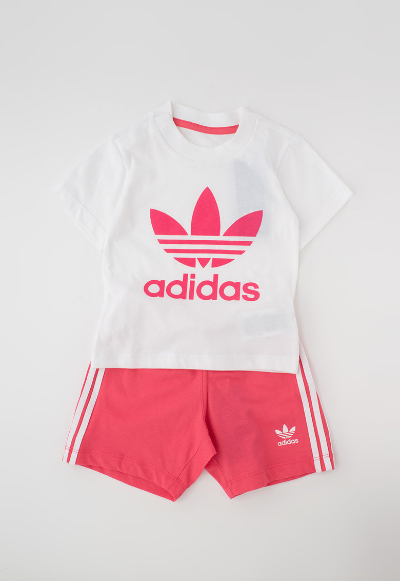 Adidas ORIGINALS Set de tricou si pantaloni scurti sport