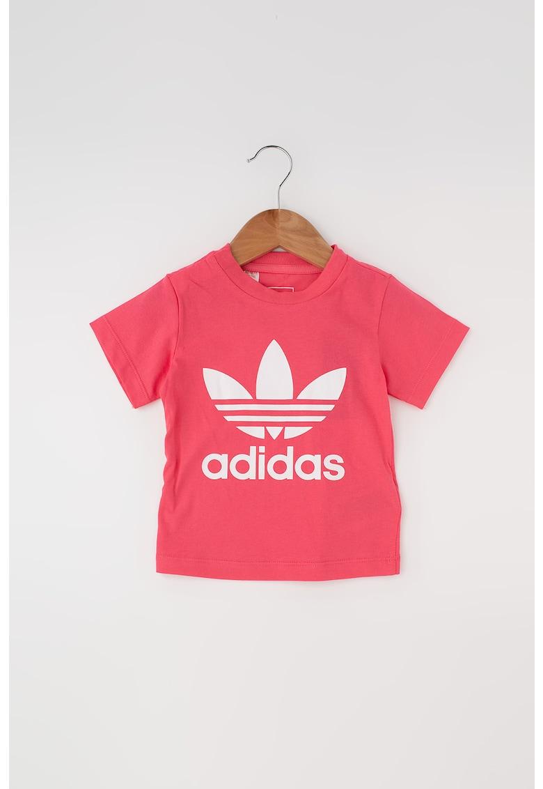 Tricou cu aplicatie logo de la Adidas ORIGINALS