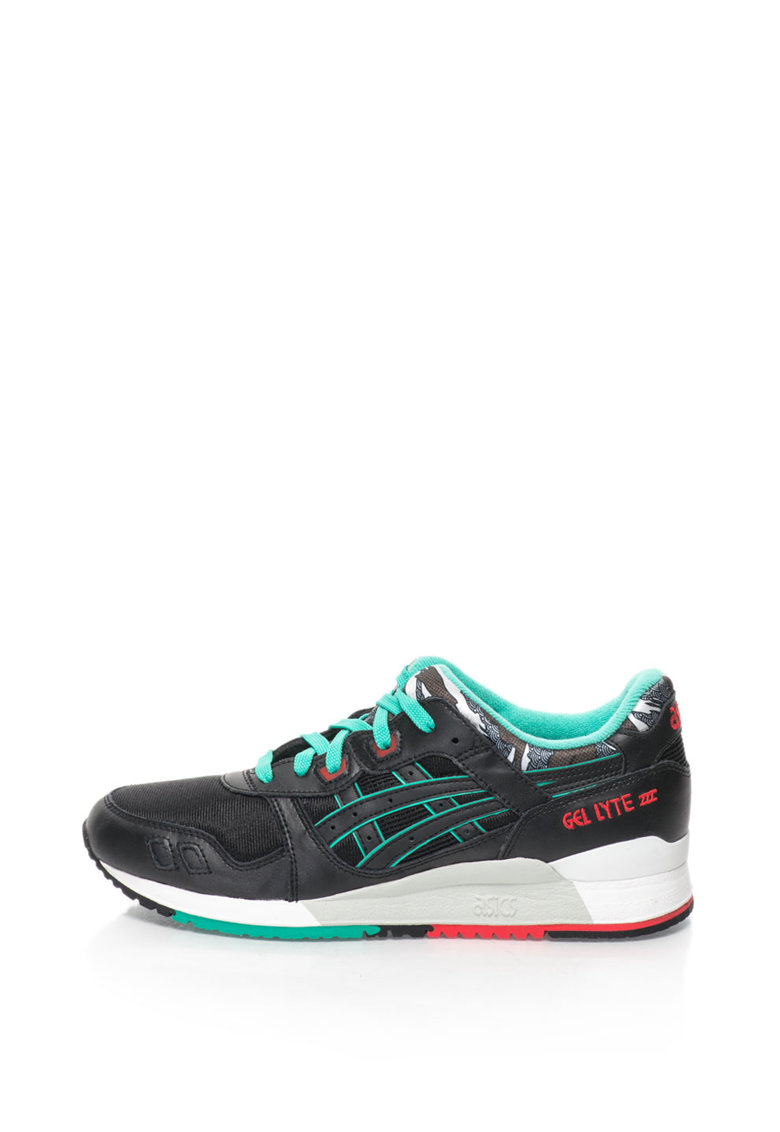 Pantofi sport cu garnituri contrastante Gel Lyte III