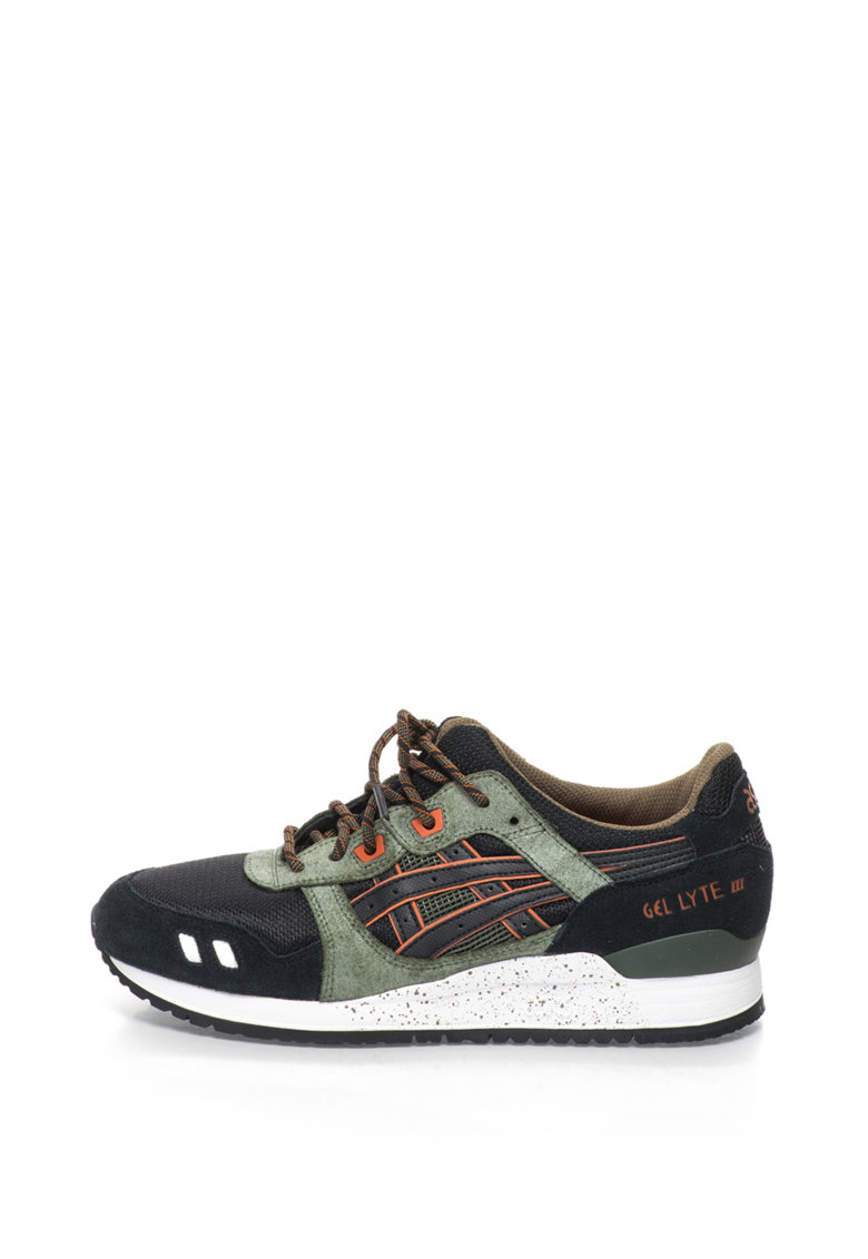 Pantofi sport cu insertii de piele intoarsa Gel Lyte III