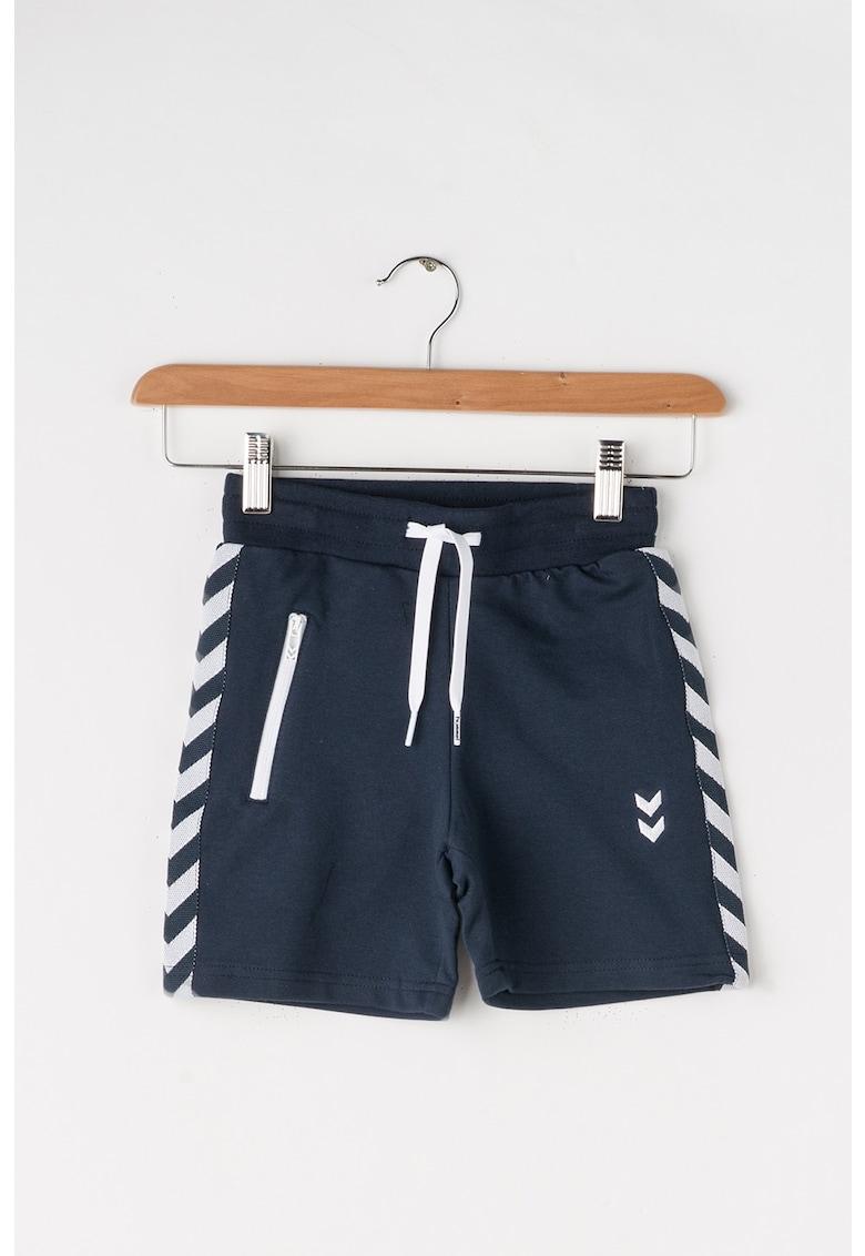 Pantaloni scurti cu garnituri tubulare laterale Liam de la Hummel